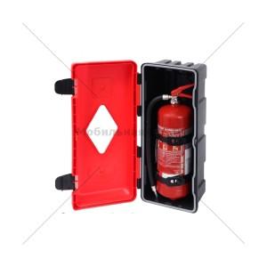 Ящик (пенал, бокс) для огнетушителя