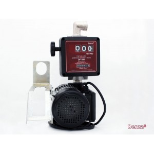 Мобильная ТРК Benza 23-220-93Р для перекачки дизельного топлива