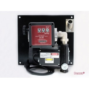 Мини ТРК Benza 24-220-93Р для перекачки дизельного топлива