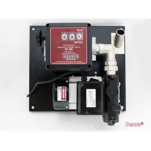 Мини ТРК Benza 24-220-47Р для перекачки дизельного топлива