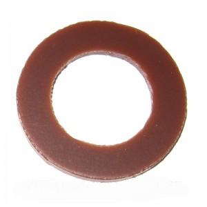 Уплотнительное кольцо поворотной муфты (плоское, оранжевое)