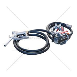 BATTERY KIT Bipump 12V - Переносной узел для перекачивания дизельного топлива.