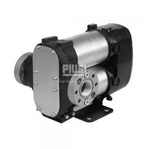 BI-PUMP 12V - Роторный насос с лопатками для дизельного топлива без проводов с функцией вкл/выкл.