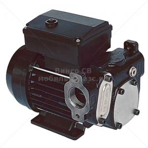 Panther 56 - Роторный самозаправляющийся объемный шиберный электронасос