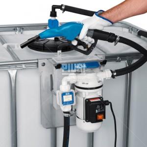 Suzzarablue Pro K24 12 V - Перекачивающей блок для перекачки жидкости AdBlue