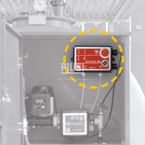 ACCESS 85 - Система контроля отпуска топлива
