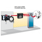 MC BOX PRESET 230V - Управляющая панель PIUSI MC Box для ТРК с предустановками