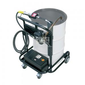 Viscotroll 120/1 DC pst. K400 100V/120V - Независимый мобильный блок для подачи масла