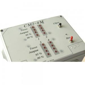 Сигнализатор многоканальный СМ 2-4