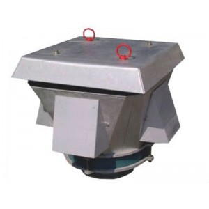 Клапан дыхательный КДС-1500/500