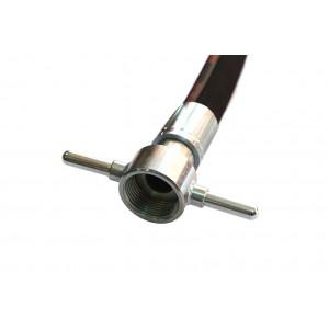 Рукав газовый TrunkOil Butane Propane LPG DN38, L=3м (М60х4L)